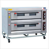 2 Deck 6 Trays Gas Oven