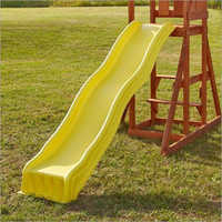 FRP Outdoor Wave Slide