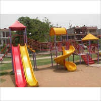 FRP Playground Slide