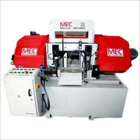 Horizontal Metal Cutting Band Saw Machine