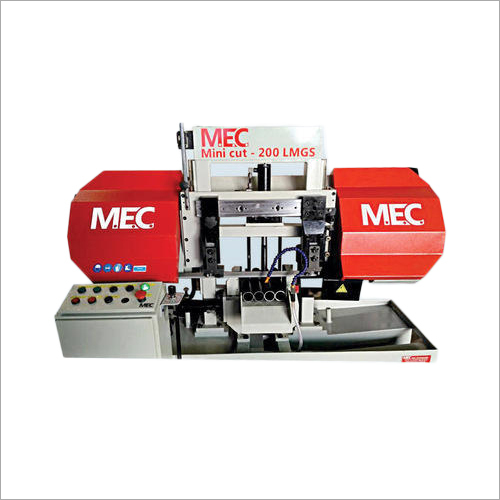 Bundle Cutting Band Saw Machine