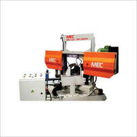Double Column Angular Band Saw Machine