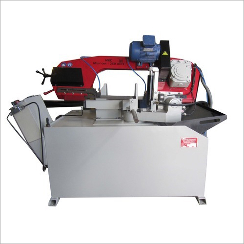 Miter Cutting Band Saw Machine