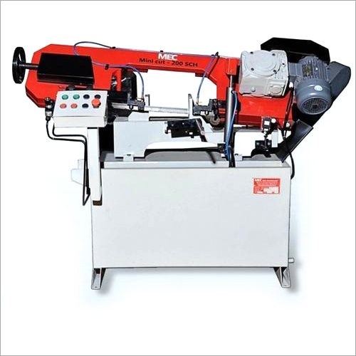 Swing Type Metal Cutting Band Saw Machine
