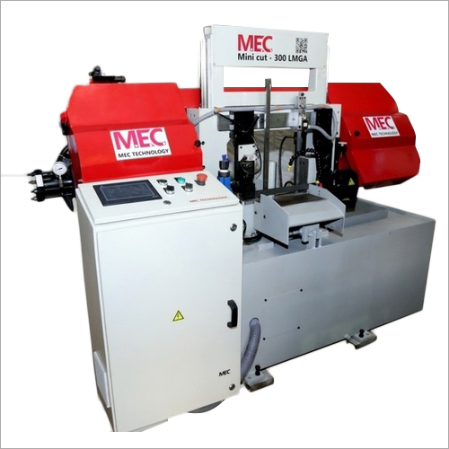 Industrial Automatic Metal Cutting Band Saw Machine