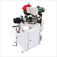 Semi Automatic Circular Sawing Machine