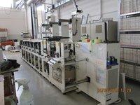 OMET Flexy FX 255 - 2005 6 UV Flexo Colors Flexo Label Printing Machine