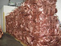 Mill berry copper scrap