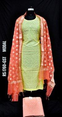 Designer Fabric Suit