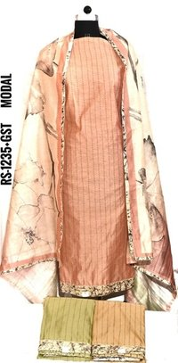 Designer Modal Fabric Suit