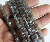 Labradorite Chowki Beads