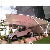 Tensile Fabric Shed