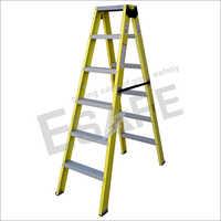 Fibre Glass Trestle Step Ladder