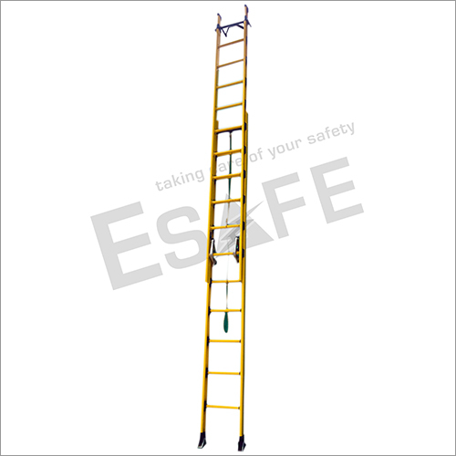 Fibre Glass Wall Support Extension Ladder
