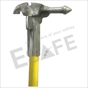 Fibre Glass Non Conductive Operating Discharge Rods