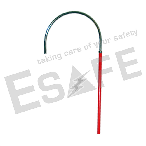 Fibre Glass Non Conductive Isolation Rescue Stick