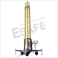 Fibre Glass Tiltable Tower Ladder