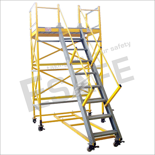 Maintenance Trolley Ladder