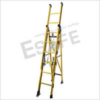 E-Safe Fibre Glass Self Support Extention Ladder