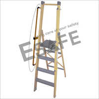 Hand Rail For Self Support A Type Ladder