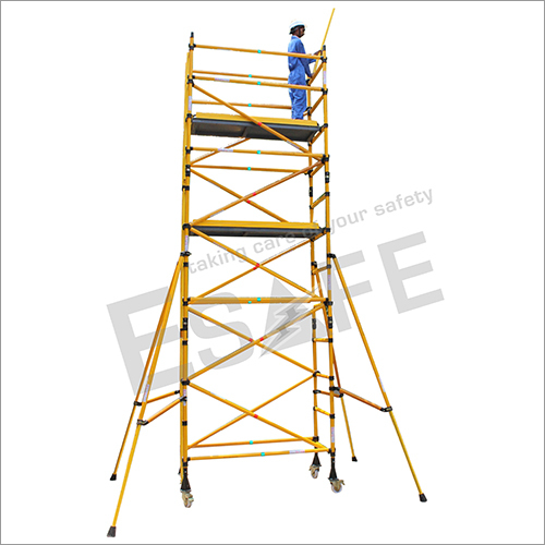 Fibre Glass Non Conductive Scaffold