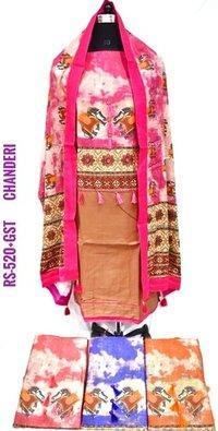 Reyon Fabric Suit