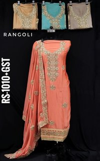 Rangoli Fabric Suit