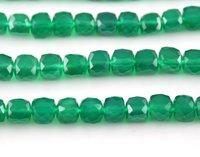 Green Onyx Beads