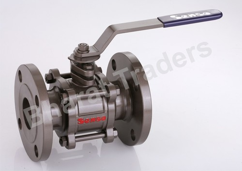 C.S. F/E 3Pc Ball  valve
