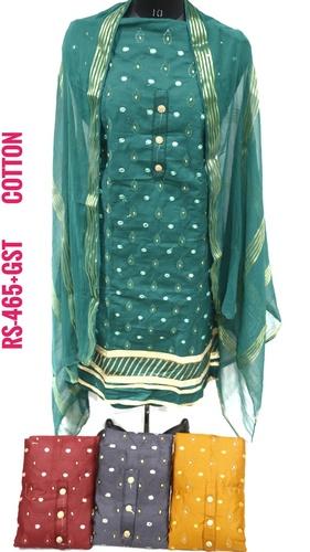 Cotton Fabric Suit