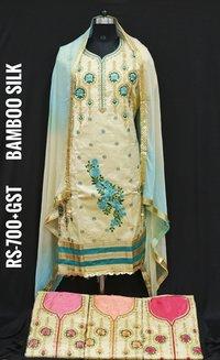 Silk Fabric Suit