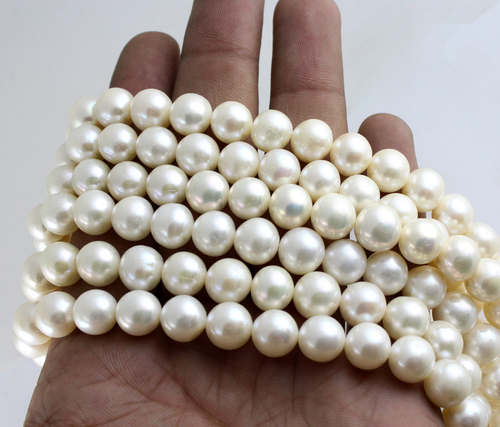 Pearl Big Round  Beads