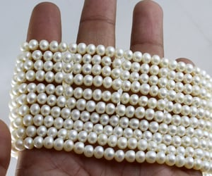 Pearl Small Round Beads