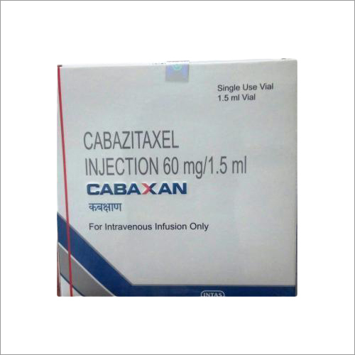 60mg-1.5ml Cabazitaxel Injection