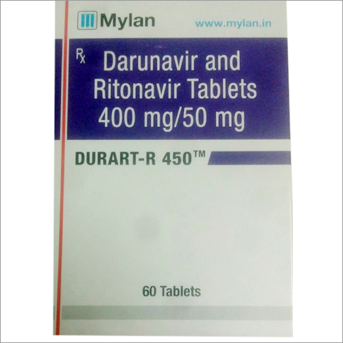 Darunavir And Ritonavir Tablets