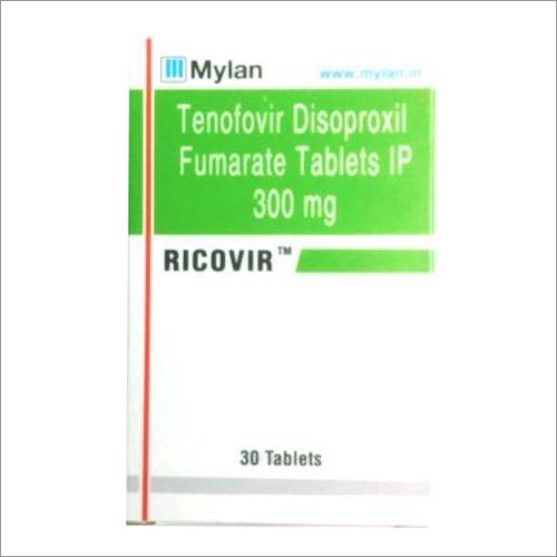 Ricovir 300mg Tenofovir Tablet