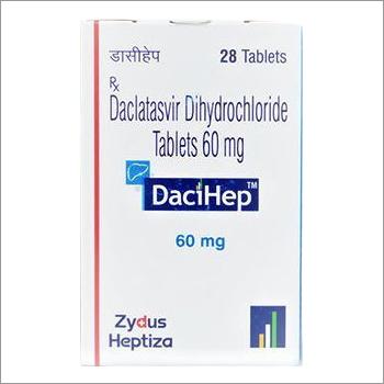 60mg Daclatasvir Dihydrochloride Tablets