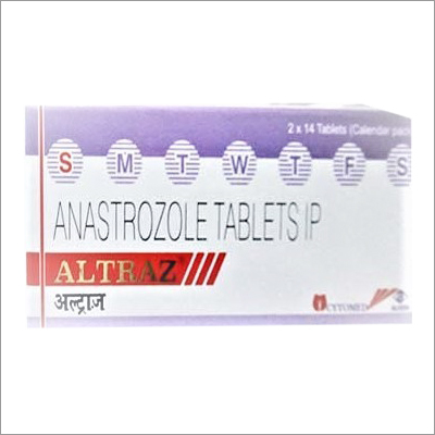 1mg Anastrozole Tablets IP