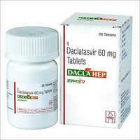 DaclaHep Daclatasvir 60mg
