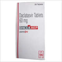 60mg Daclatasvir Tablets