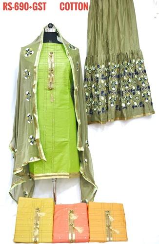 Cotton Sharara