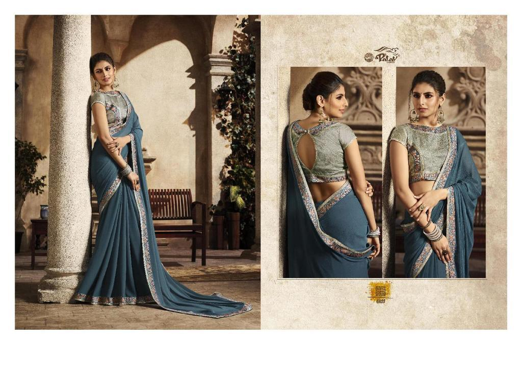Party Wear Heavy Designer Sarees