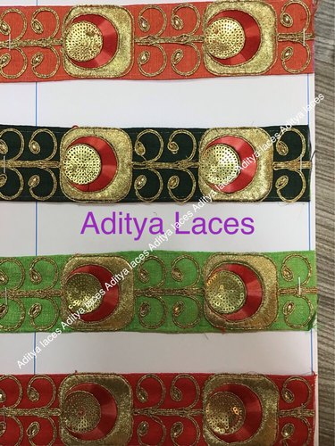 1.5 Inch Embroidery Laces