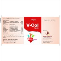 V Col Ayurvedic Powder
