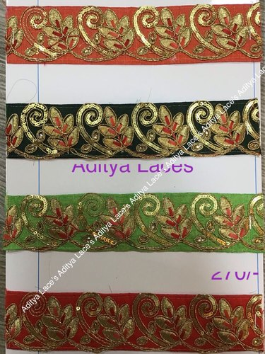 Fancy Embroidery Laces