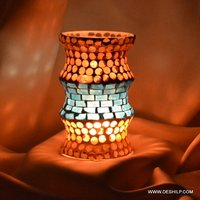 Antique-Style Tea Light Candle Holder