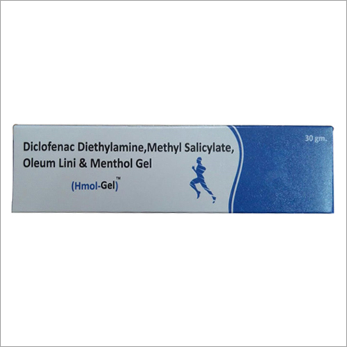 30gm Diclofenac Diethylamine Methyl Salicylate Menthol Gel