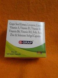 B-GRAP GELATIN CAPSULES