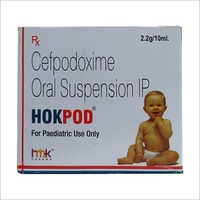 10ml Cefpodoxime Oral Suspension IP