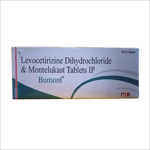 Levocetirizine Dihydrochloride Montelukast Tablets IP